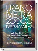 Uranometria 2000.0: Deep Sky Atlas