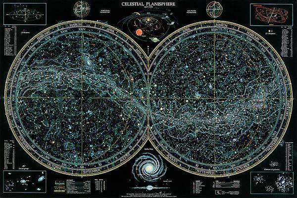 Skymaps.com: Astronomy Posters